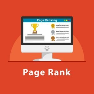 Page Rank, Domain Authority, Page Authotity