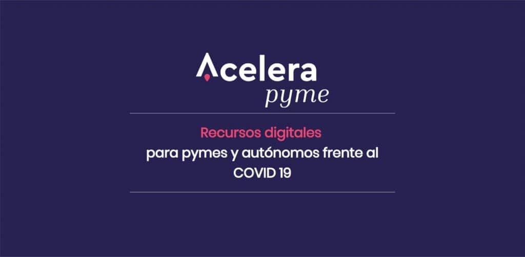 Acelera Pyme transformación digital para empresas pymes