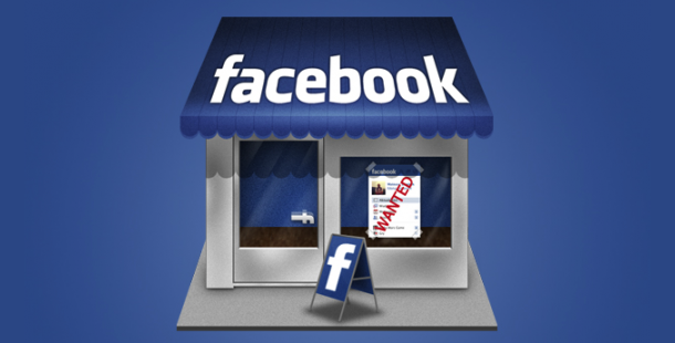 f commerce facebook tienda online shop