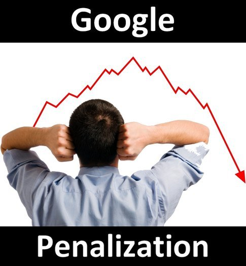 google penalizacion