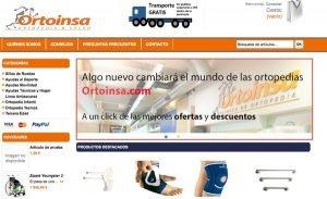 ortoinsa ortopedia online