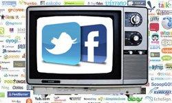 redes sociales television