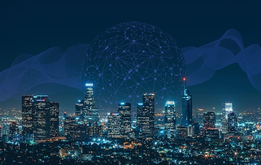 smart-city-communication-network